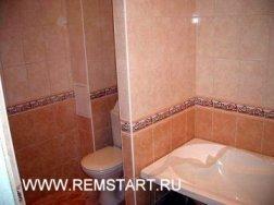 Ремонт ванной перепланировка фото